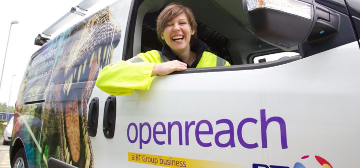 Openreach Performance Update for Telephone Line Installations – November 2012