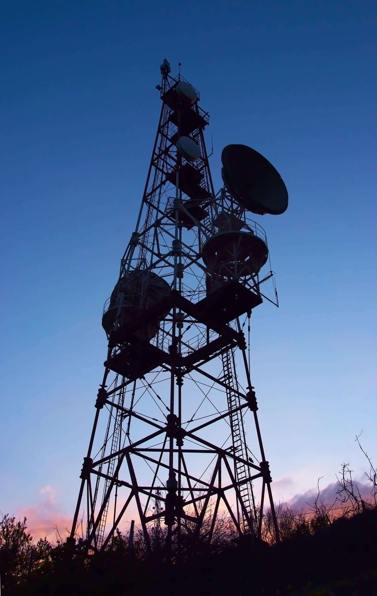 Better Network Coverage As Vodafone And O2 Share Masts