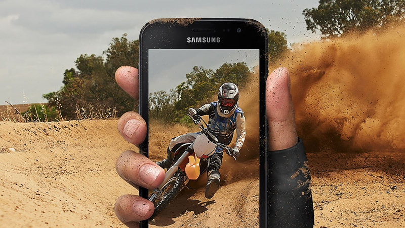 Galaxy Xcover 4 - Rugged Handset