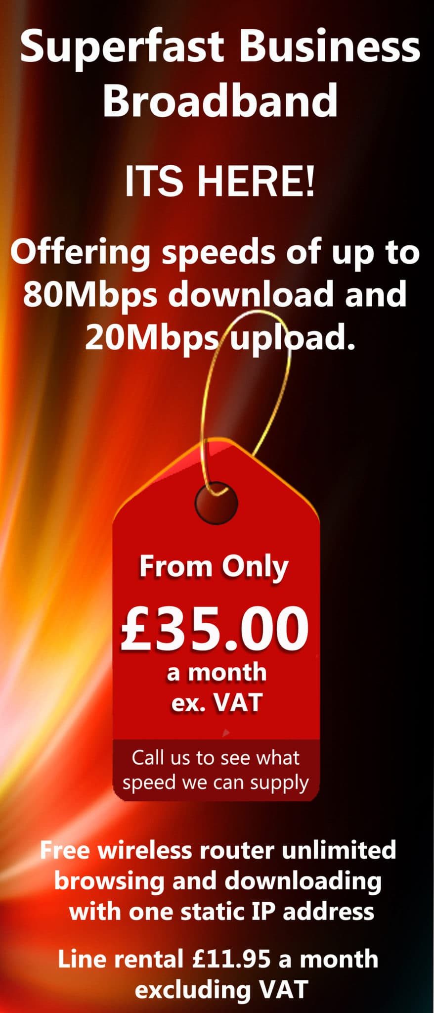 Superfast Broadband