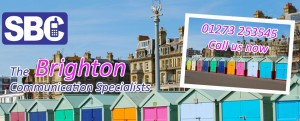 SBC Brighton. Telephone Systems and Fixed Line Services for Business