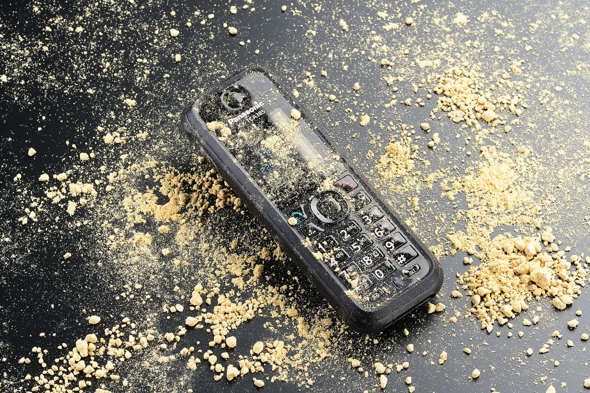 Need a tough cordless handset for a harsh environment?