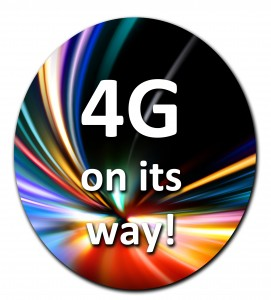 4G roll out