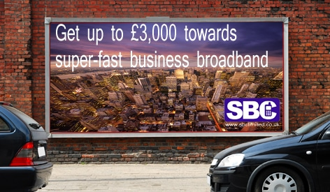 Business Broadband Supplier