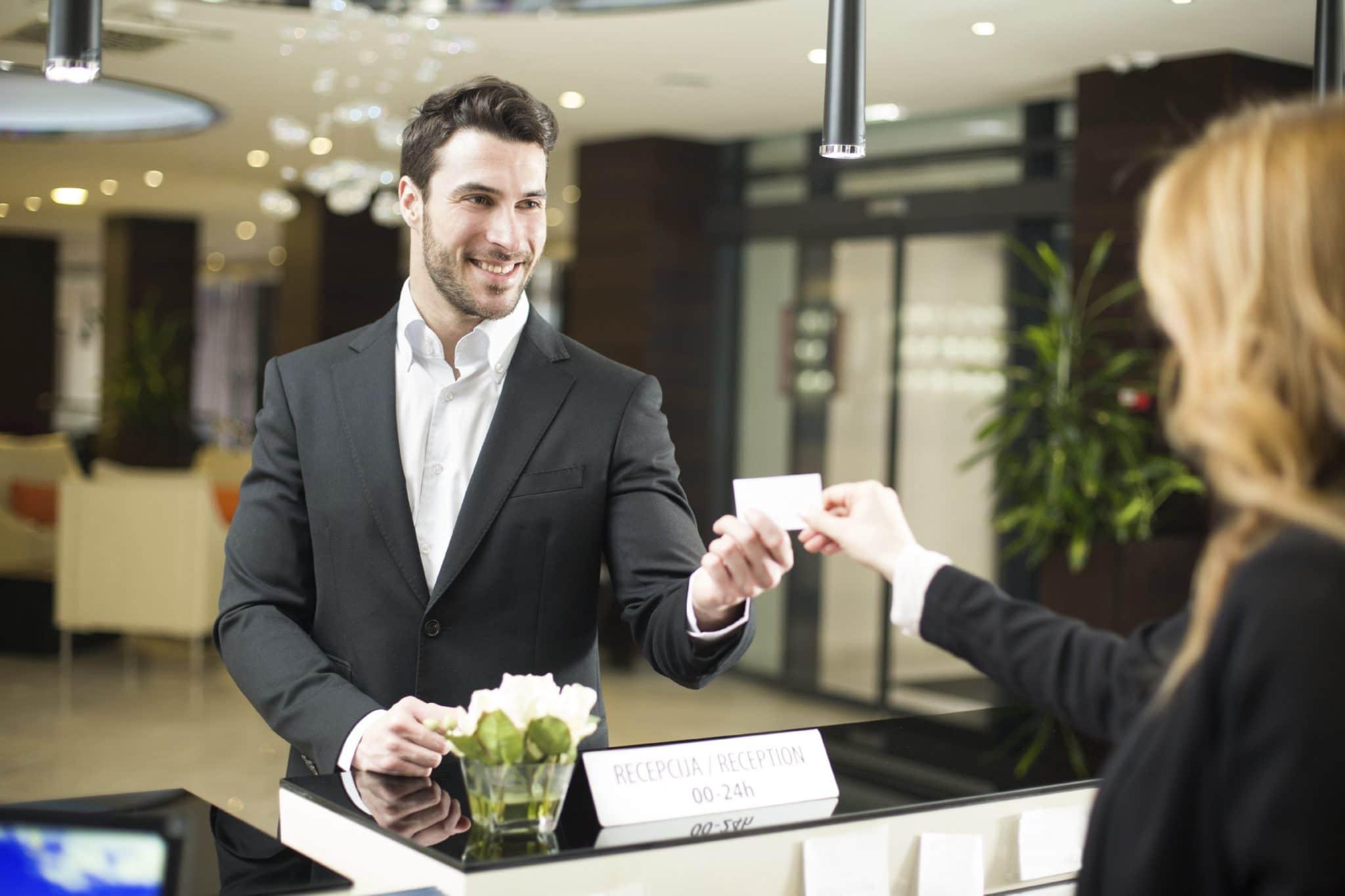 Hospitality Phone Systems
