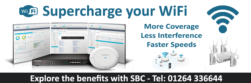 Supercharge your Wi-Fi experience