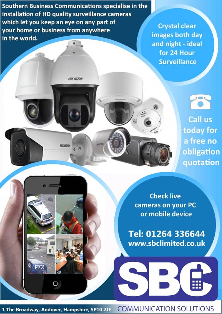 Business CCTV Installations