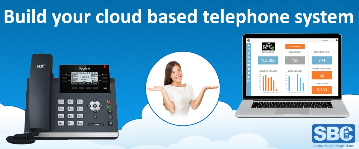 Cloud Call 365 Voip Phone System for Business