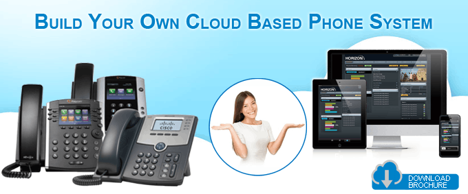 Build your own cloud based phone system voip