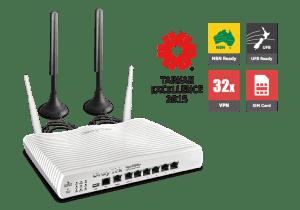 Vigor Draytek Router