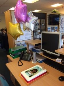 Work Celebration