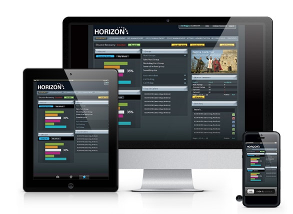 SBC Horizon User Portal
