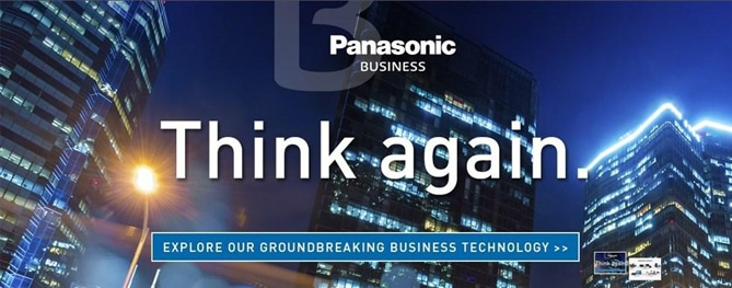 Panasonic Tech Video