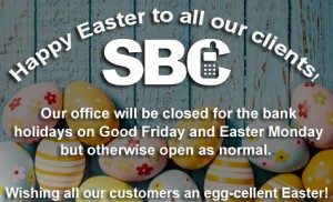 Happy Easter from SBC