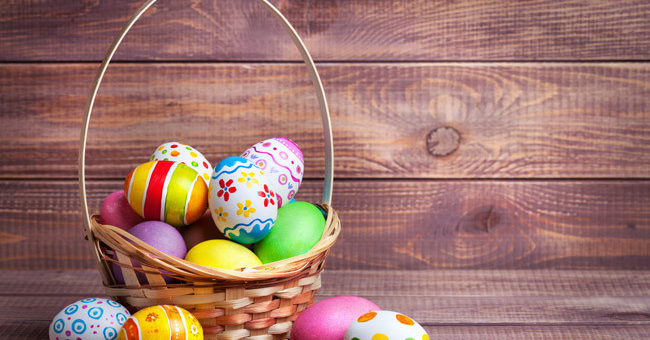 Wishing all our customers an egg-cellent Easter!