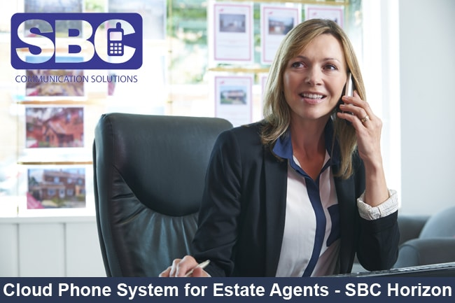 SBC help estate agencies maximise sales with Hosted phone system, SBC Horizon