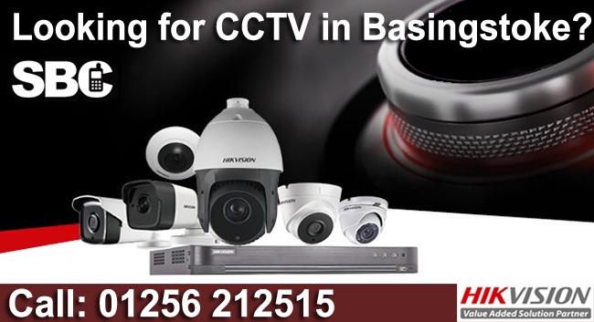 Basingstoke CCTV Company Installer