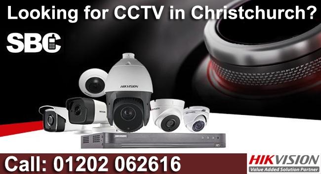 Christchurch CCTV