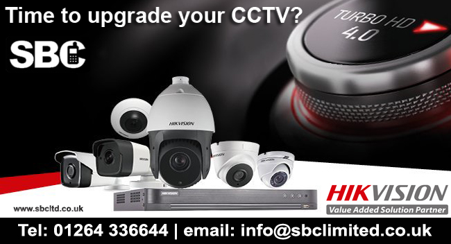 CCTV Andover Swindon Hampshire
