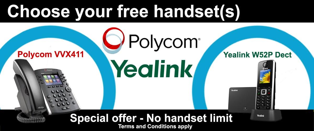 Polycom vvx411 or Yealink DECT
