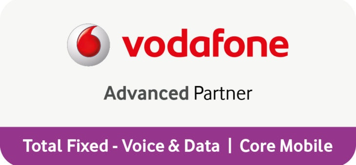 We're an Accredited Vodafone Advanced Partner