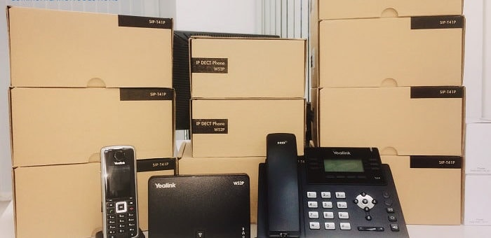 Cloud Hosted Phone System Ready For Business