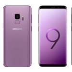 The big SAMSUNG S9 Galaxy Family