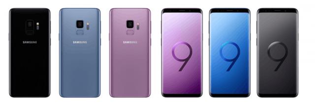 Samsung Galaxy S9 Family