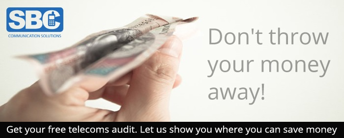 Are you a business looking to save money? Get a free telecoms audit