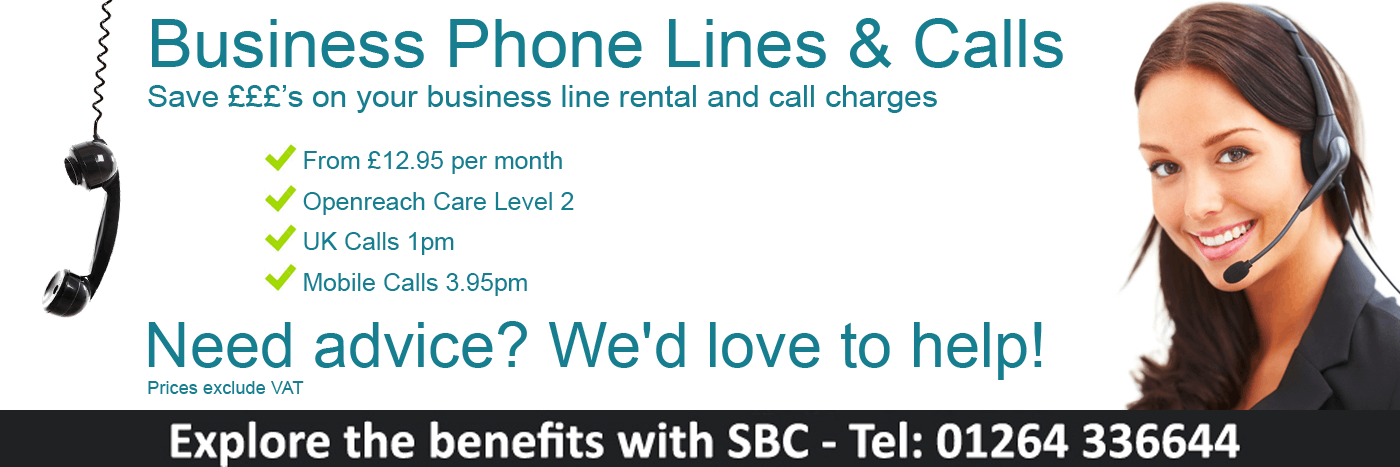 Business Phone Line Services