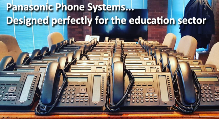 Panasonic Phone Systems – Education Centre