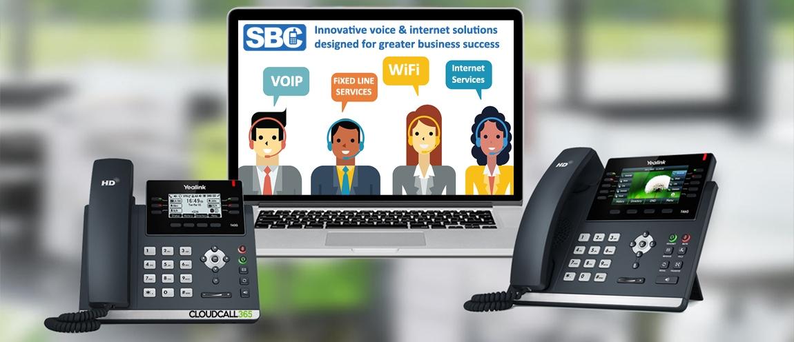 Telecoms company in Surrey