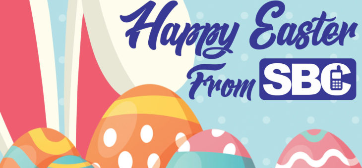Happy Easter from the SBC Team