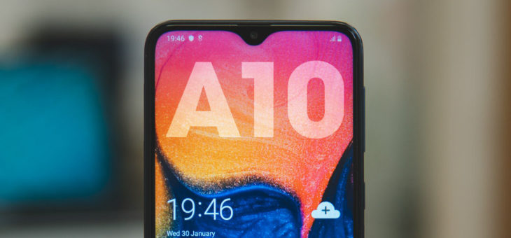 Samsung Galaxy A10 – Best Business Mobile Phones