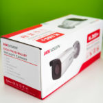 Hikvision Bullet Camera Boxed
