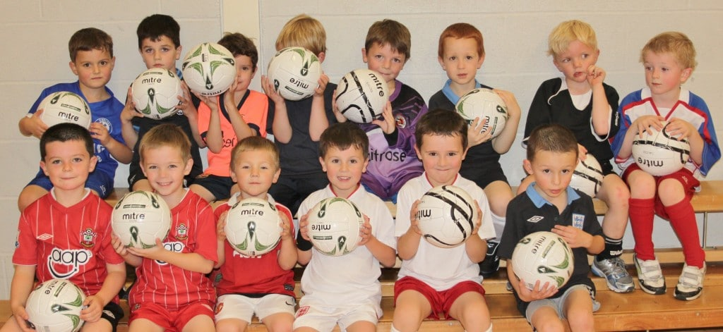 Shooters under 6 Football Team