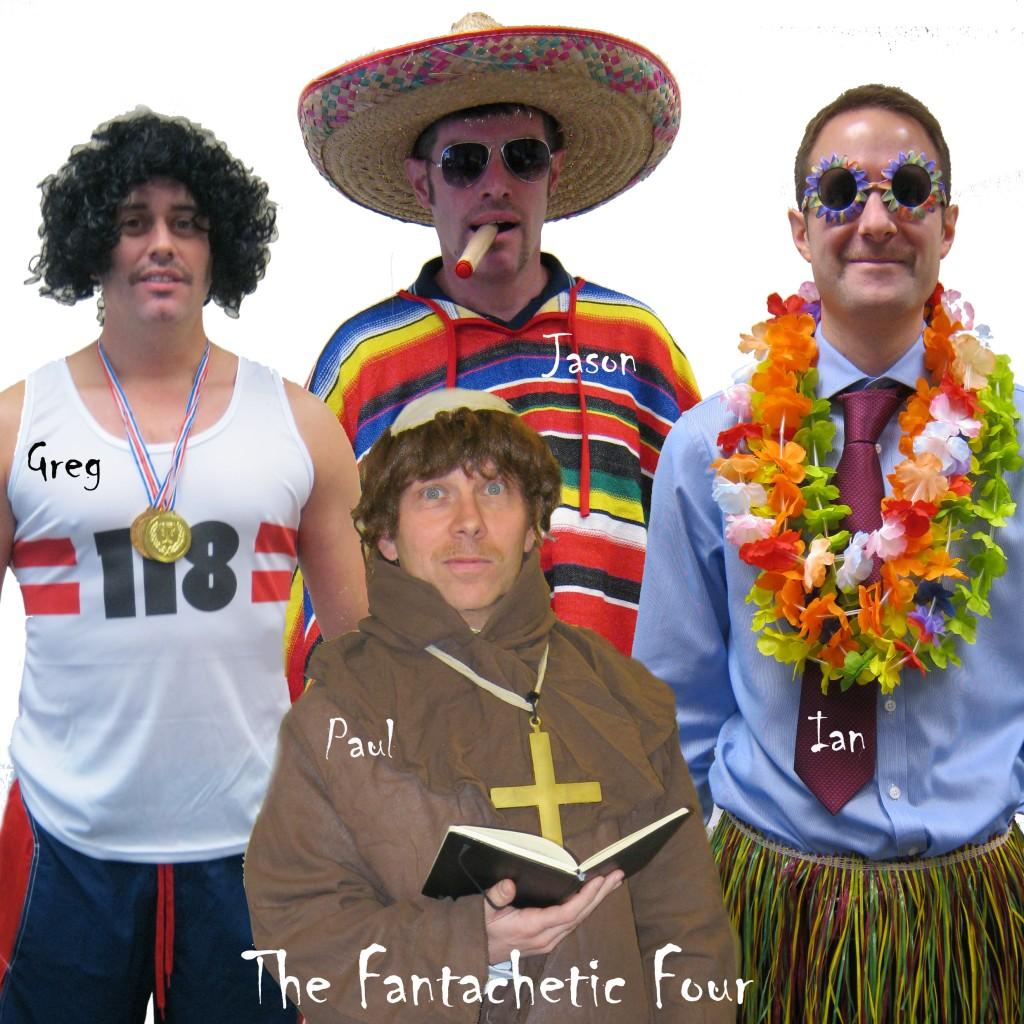 The Fantachetic Four