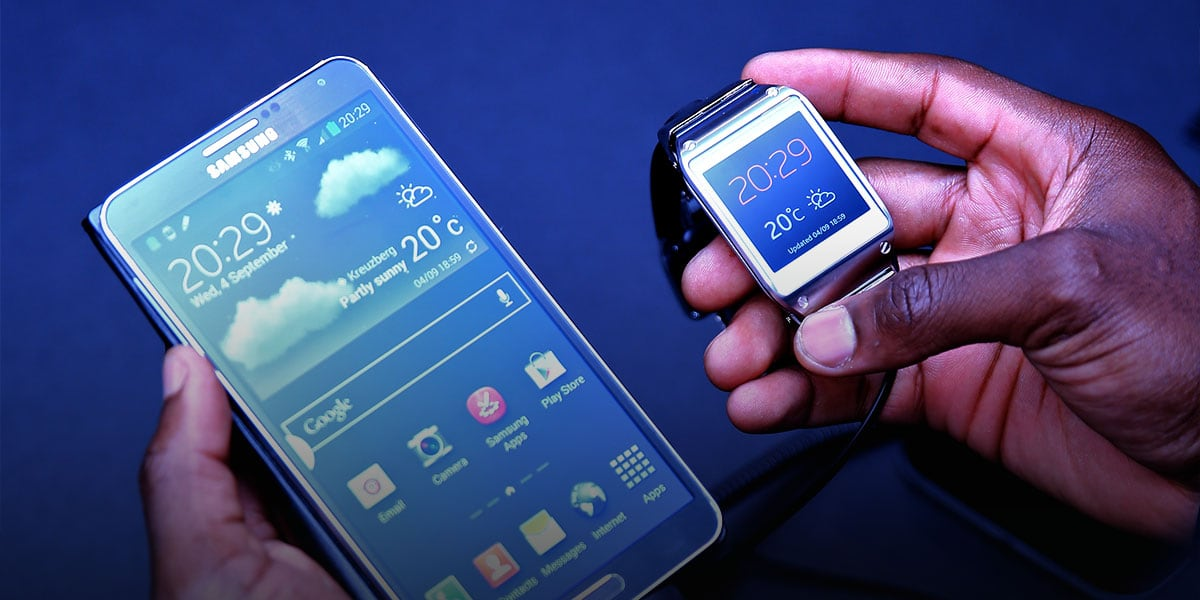 Galaxy Note 3 and Galaxy Gear unveiled