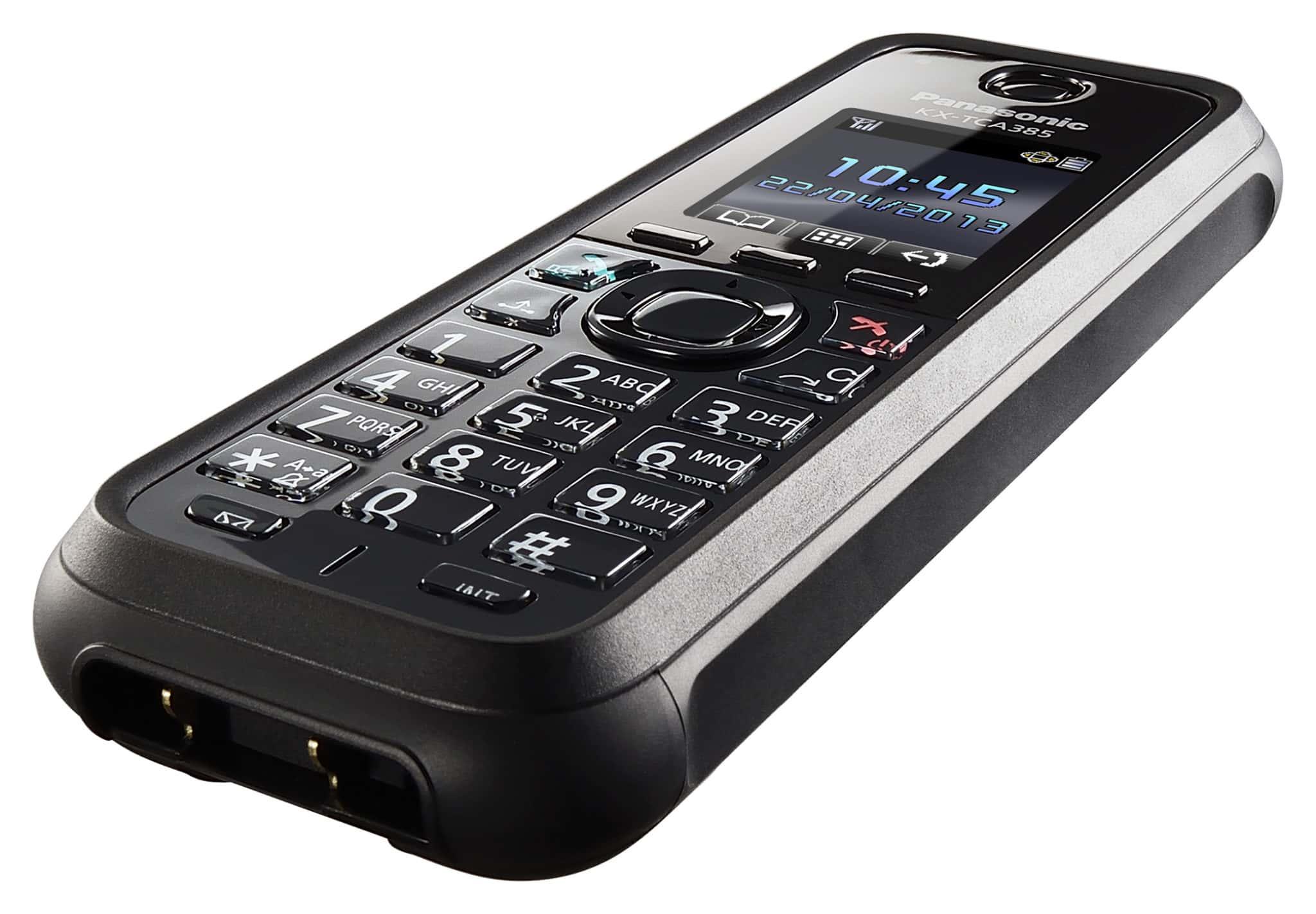 Panasonic KX-TCA Series DECT Handsets