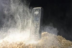The toughest Panasonic DECT KXTCA385
