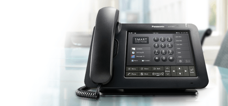 Smart Desk Phone – The Panasonic KX-UT670