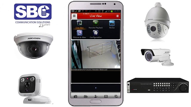 Fully Installed 1080p HD IP CCTV Security Camera Systems for Home & Business