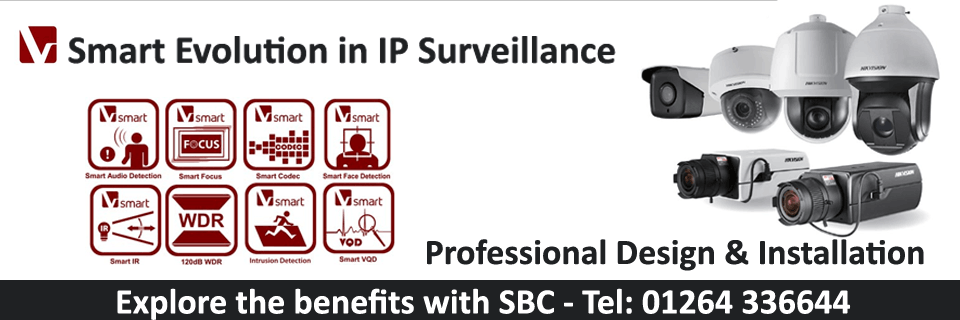 IP CCTV Installations - Contact SBC