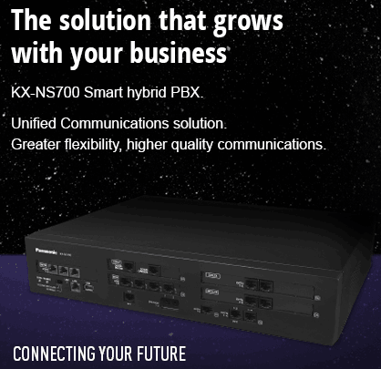 Looking for a new Panasonic Telephone System?