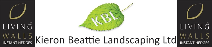 KBL & LIVING WALLS LOGO
