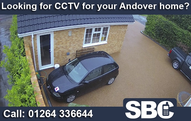 Looking for CCTV for your Andover home? Call 01264 336644