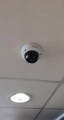 Hikvision IP Camera Image Example 3
