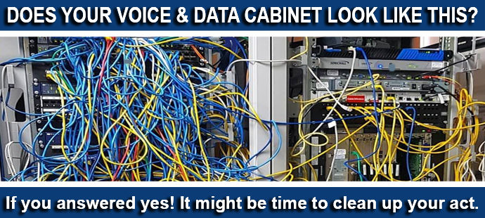 Voice and Data Tidy Service SBC
