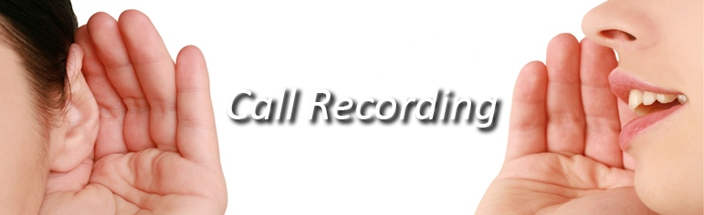 PBX Telephone System Call Recording