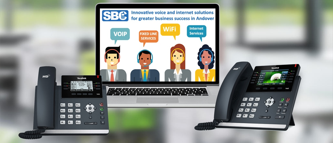 Business Telecoms and Internet Services in Andover